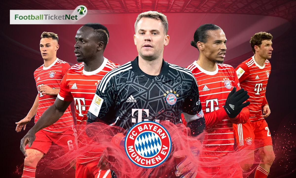 Bayern Munich biljetter. Bayern Munich 2018 19 ... 351a4c8f2e2fd