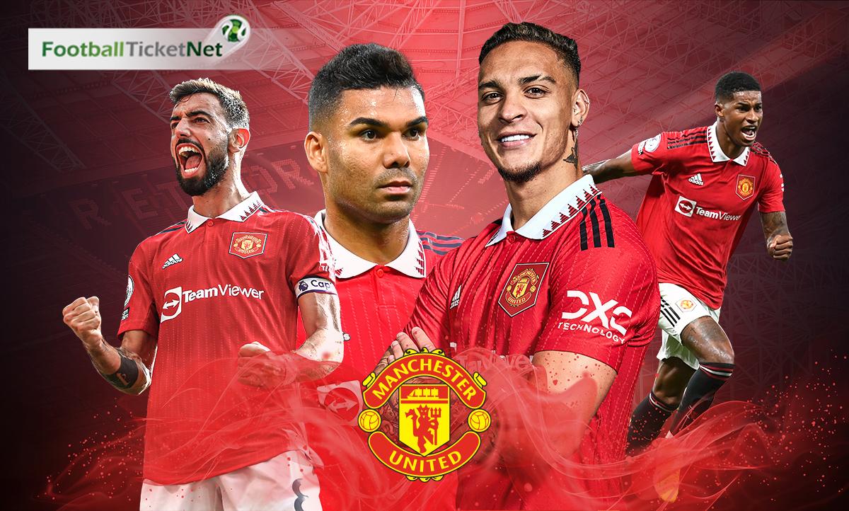 6d01459d Elitserien - Man United biljetter. Manchester United 2019/20 ...