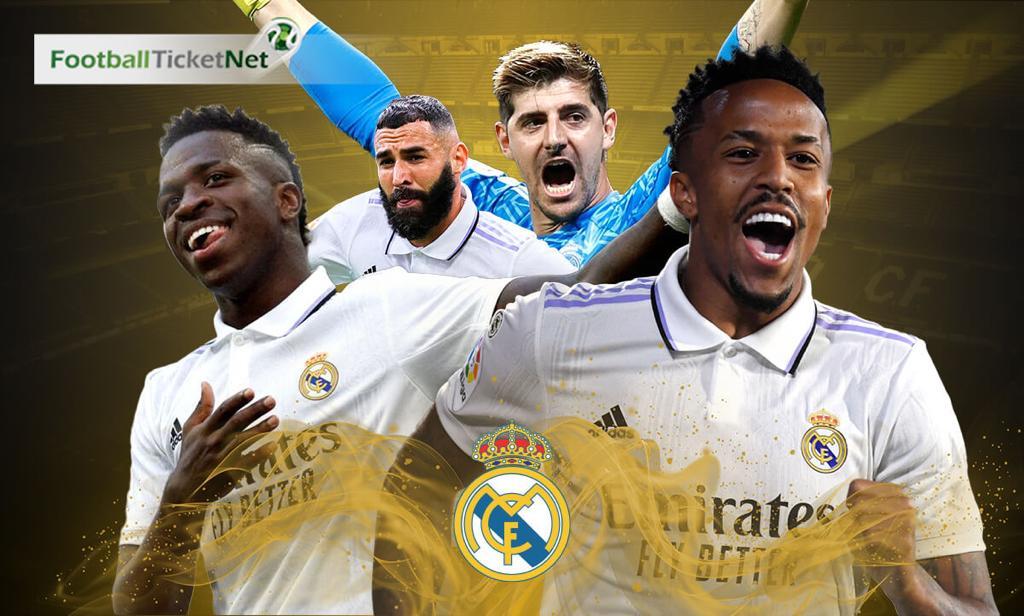 Real Madrid biljetter. Real Madrid 2018 19 ... 4ae6d074d2b8a