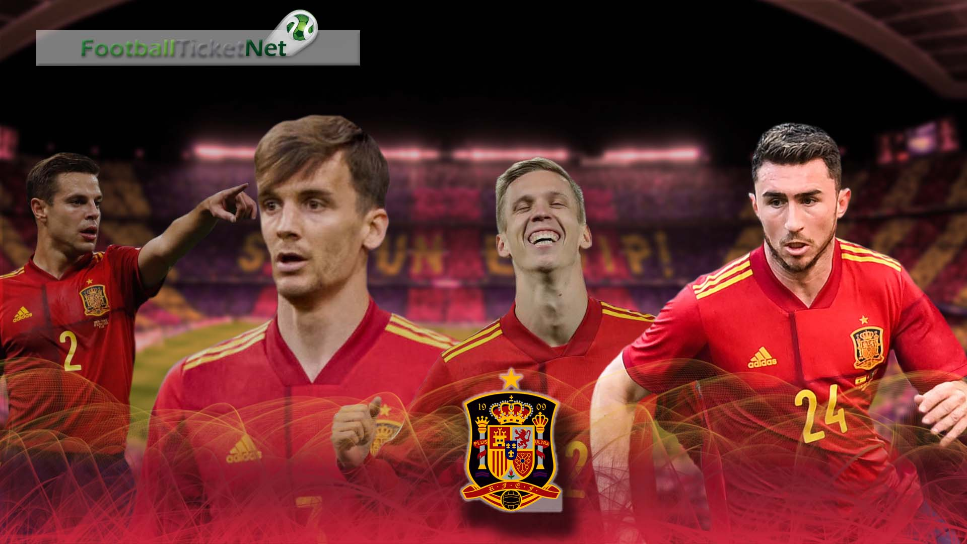 Spain biljetter. Spain 2018 19 ... f8aef433c0374