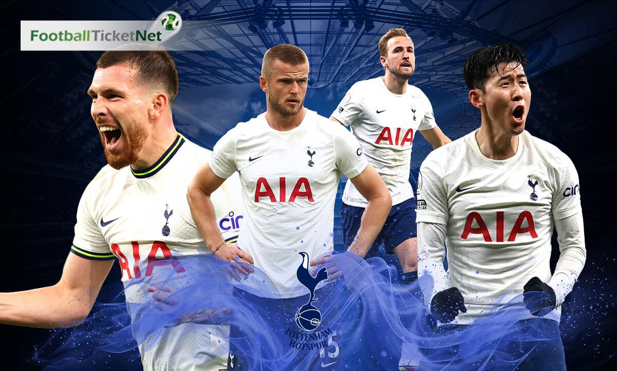 Tottenham biljetter. Tottenham Hotspur 2018 19 ... 49495c8833eaa