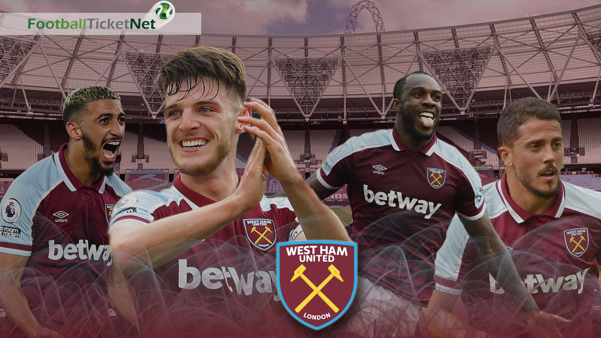 West Ham United biljetter